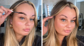 How To Tint Your Eyebrows