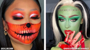 20 Makeup Looks To Try For Halloween 2021